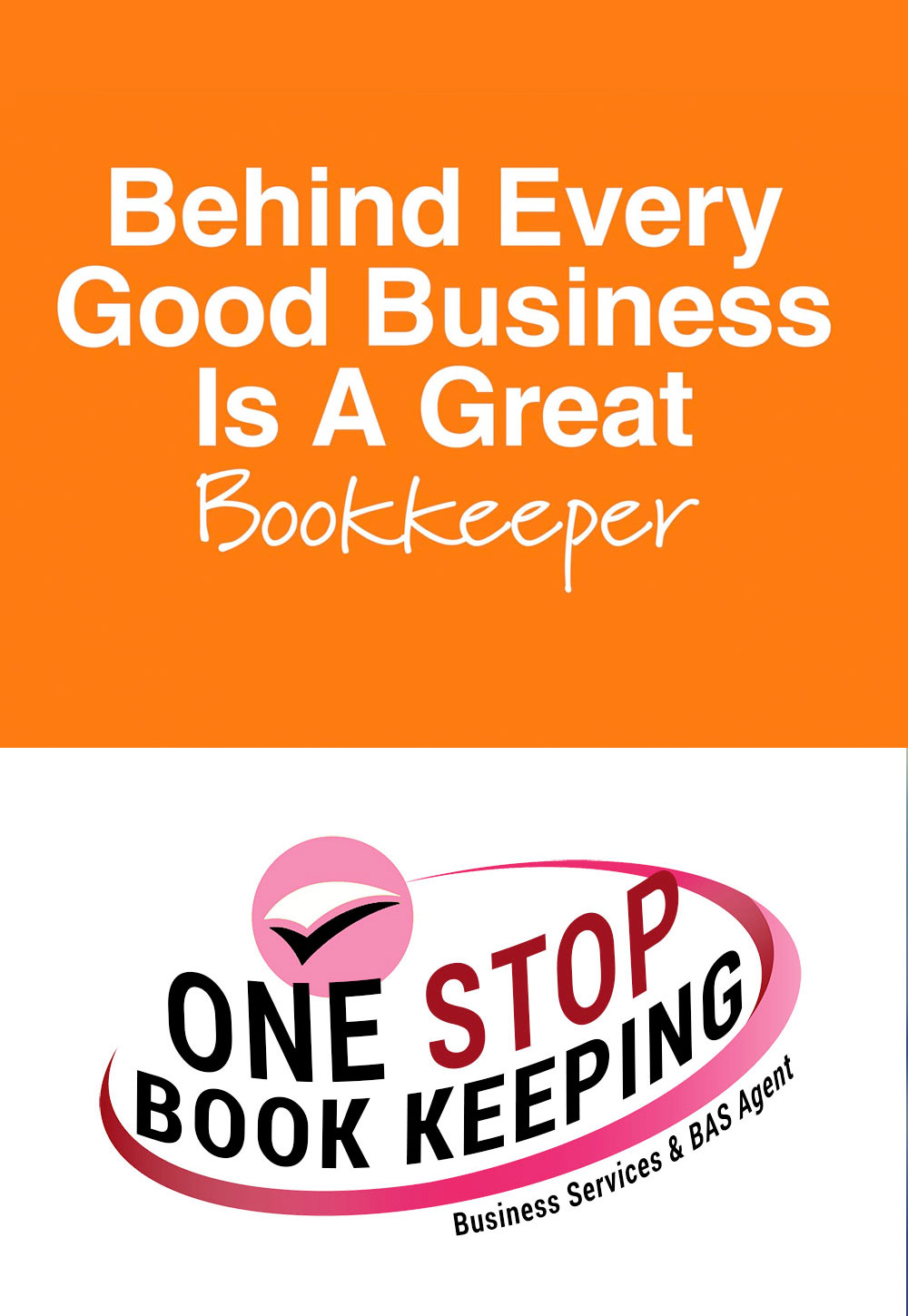 Great Bookkeeping!